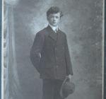 August Minarik graduation